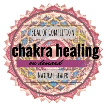 Chakra Healing on Demand Seal