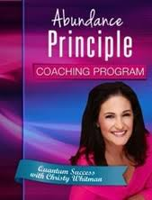 The Abundance Principles